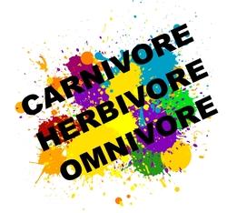 LAM: Omnivore/carnivore/herbivore