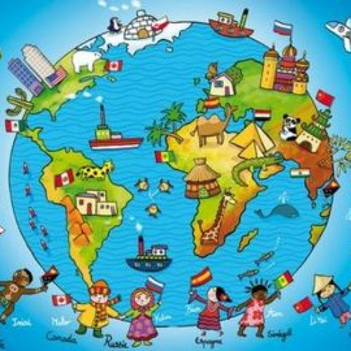 Projet: Voyage autour du monde
