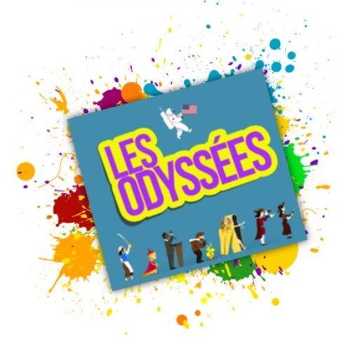 Rallye Audio: Les Odyssées