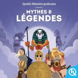 Rallye audio Mythes et légendes (saison 1 et 2)